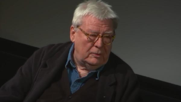 Alan Parker, director de cine británico - Sputnik Mundo