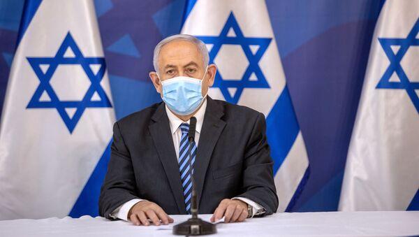 Benjamín Netanyahu, el primer ministro de Israel - Sputnik Mundo
