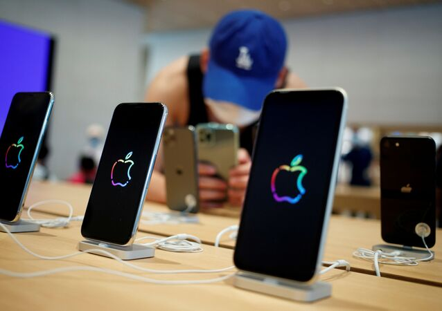 'Smartphones' de Apple