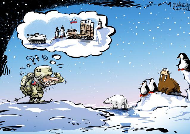 Kinzhal, el peligroso 'espejismo' de la OTAN en el Ártico