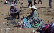 Ritual quechua del Mes de la Pachamama