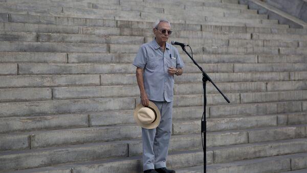 Eusebio Leal, historiador de La Habana - Sputnik Mundo