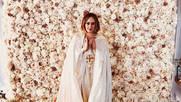 Adele, cantante británica - Sputnik Mundo