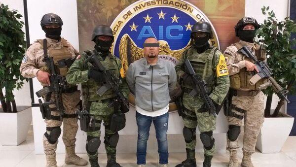 La detención de José Antonio Yépez 'el Marro' - Sputnik Mundo