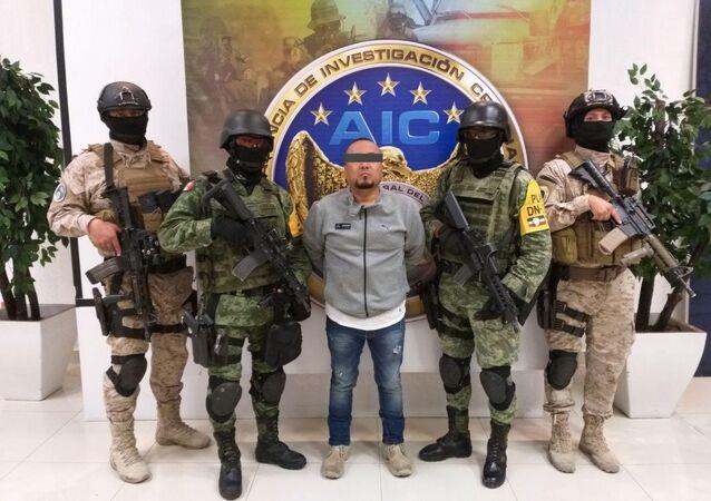 La detención de José Antonio Yépez 'el Marro'