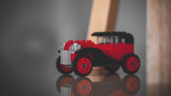 Un coche Lego - Sputnik Mundo