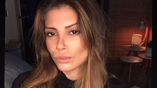 La modelo chilena Roxana Muñoz  - Sputnik Mundo