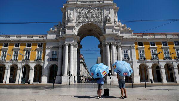 Portugal durante la pandemia de coronavirus - Sputnik Mundo
