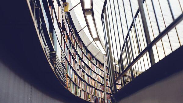Libros (imagen referencial) - Sputnik Mundo