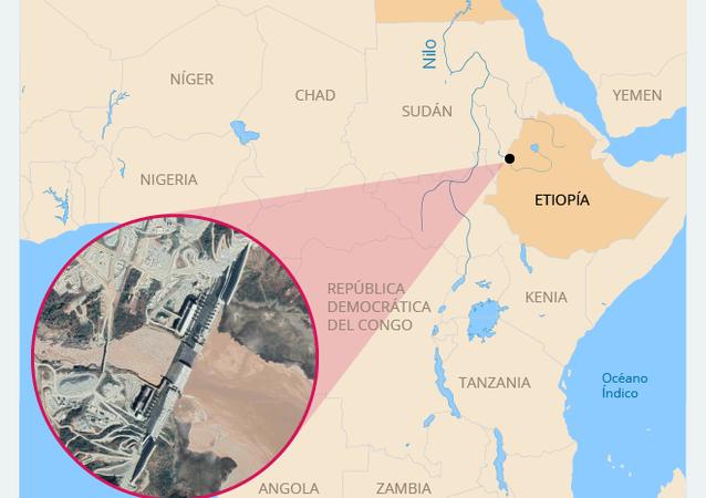 La represa del Renacimiento Etíope: la obra del siglo que genera tensiones en África