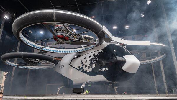 Taxi volador CityAirbus - Sputnik Mundo