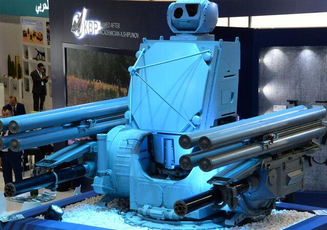 Sistema antiaéreo naval Pantsir-ME