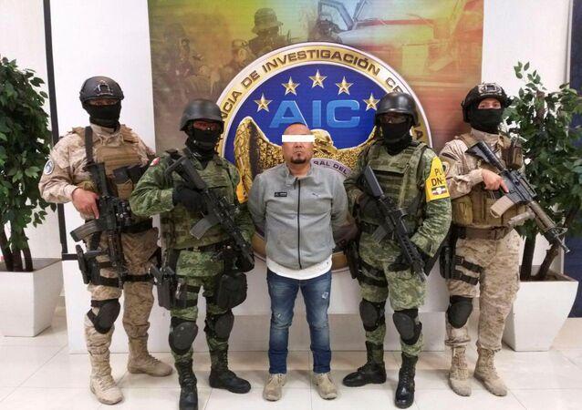 La detención de José Antonio Yépez Ortiz, 'El Marro'