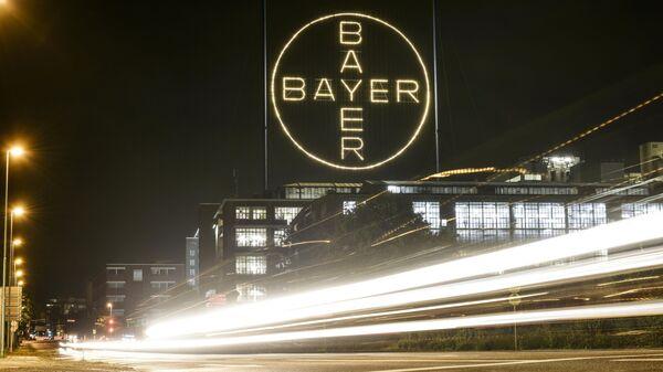 planta de Bayer en Alemania - Sputnik Mundo