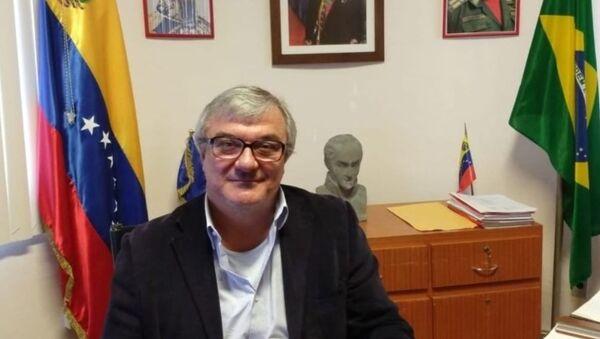 El cónsul venezolano en la ciudad brasileña de Boa Vista - Sputnik Mundo