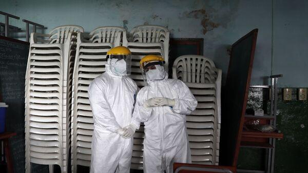 Coronavirus en Paraguay  - Sputnik Mundo