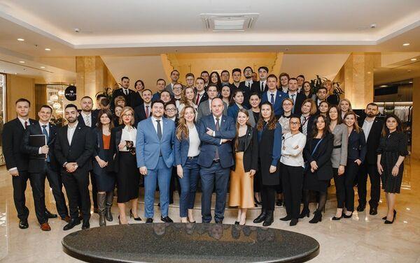 Los miembros de Las Llaves de Oro Rusas - Sputnik Mundo