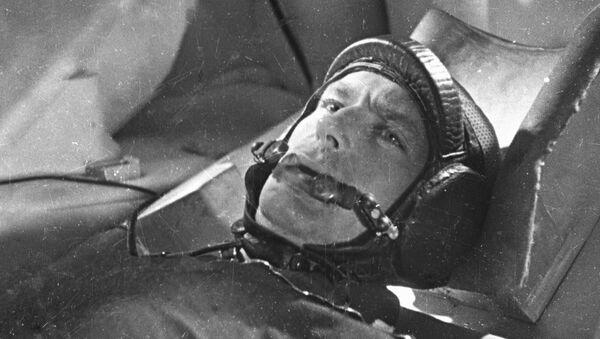 Guerman Titov, cosmonauta soviético - Sputnik Mundo