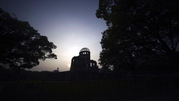 El Memorial de la Paz de Hiroshima (Cúpula Genbaku) - Sputnik Mundo
