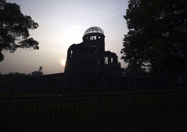 El Memorial de la Paz de Hiroshima (Cúpula Genbaku)