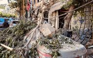 Consecuencias de la explosión en Beirut