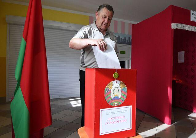 Elecciones presidenciales en Bielorrusia