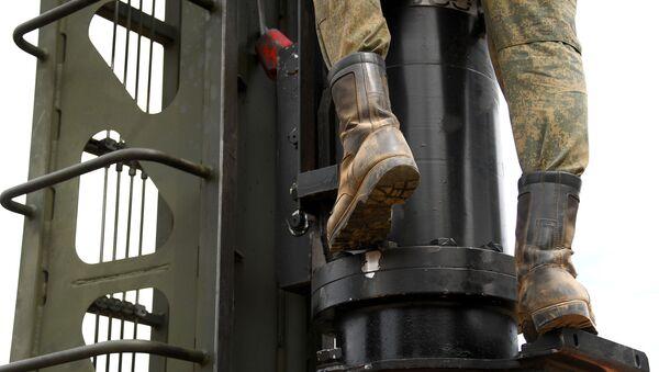 Los preparativos para el foro técnico-militar Army 2020 - Sputnik Mundo