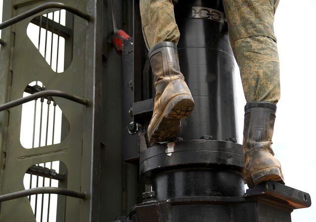 Los preparativos para el foro técnico-militar Army 2020