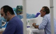 Test de coronavirus en España