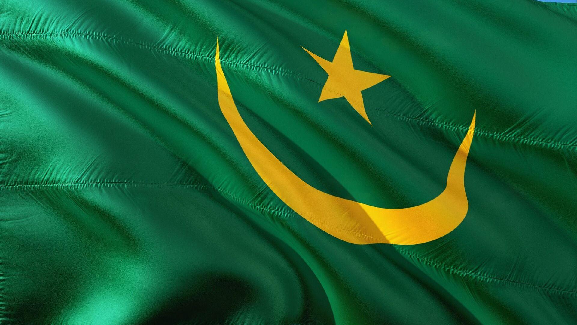 Bandera de Mauritania - Sputnik Mundo, 1920, 25.03.2021