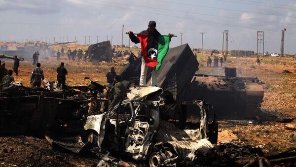 Conflicto libio - Sputnik Mundo
