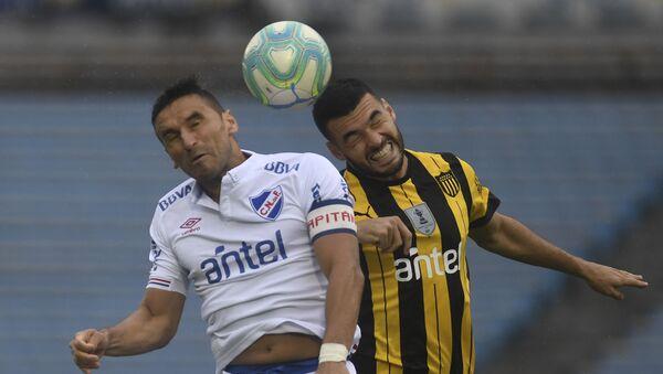 Nacional vs. Peñarol, clásico del fútbol uruguayo - Sputnik Mundo