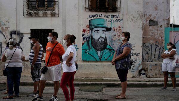 Situación en La Habana, Cuba - Sputnik Mundo