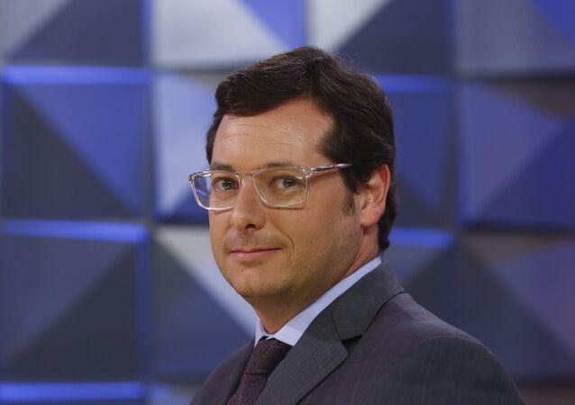 Fábio Wajngarten, número dos del Ministerio de Comunicaciones de Brasil