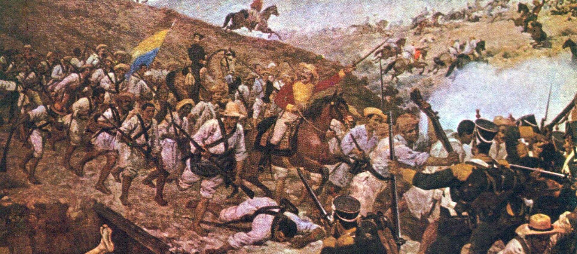 Batalla de Boyacá - Sputnik Mundo, 1920, 06.08.2020