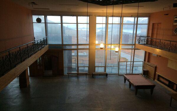 El diseño de interiores del cine en Riramida - Sputnik Mundo