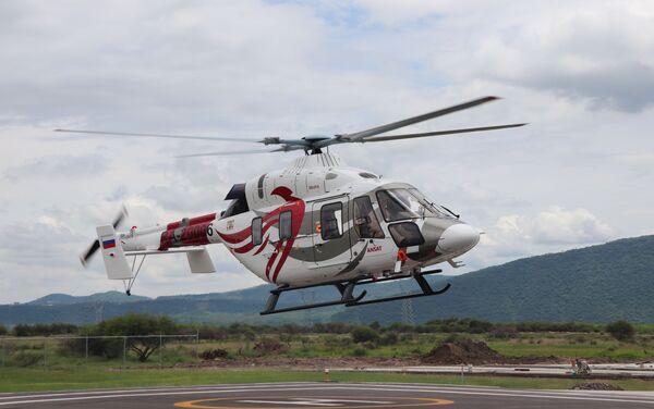 Helicóptero Ansat en México - Sputnik Mundo