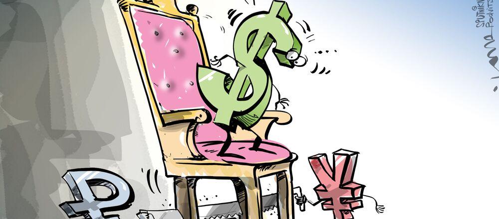 El trono del dólar tambalea en el comercio entre Rusia y China