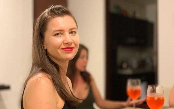 Tatyana Borisova, empresaria y profesora siberiana que vive en Colombia - Sputnik Mundo