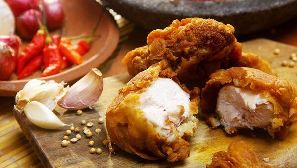 Nuggets de pollo - Sputnik Mundo
