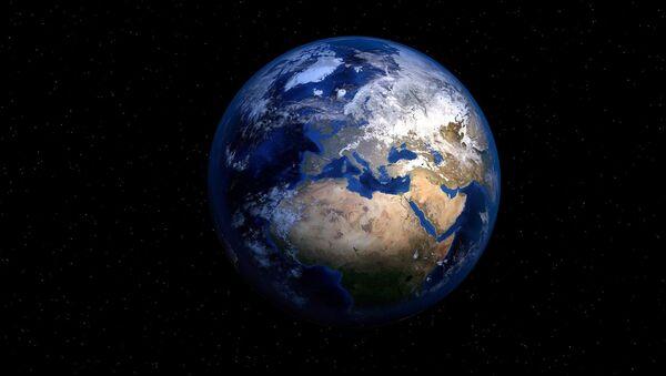 La Tierra (imagen referencial) - Sputnik Mundo