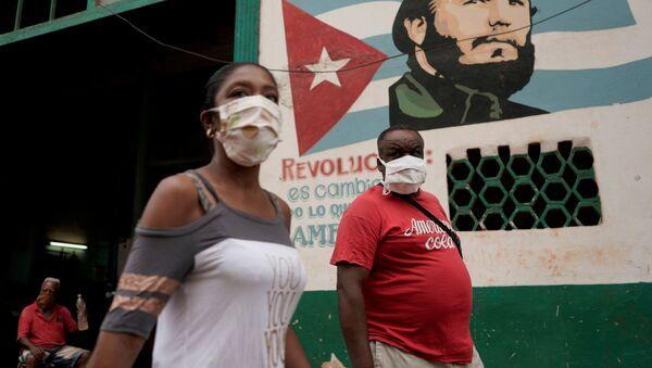 Vecinos de La Habana - Sputnik Mundo