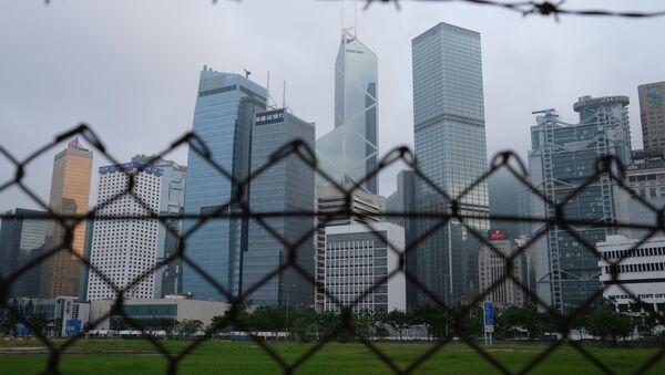 Vista general de los edificios en Hong Kong - Sputnik Mundo