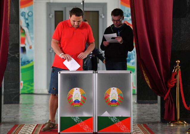 Las elecciones presidenciales en Bielorrusia
