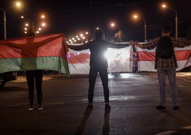 Protestas postelectorales en Bielorrusia