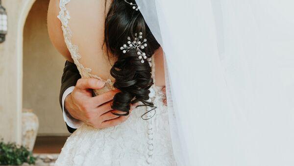 Una boda (imagen referencial) - Sputnik Mundo