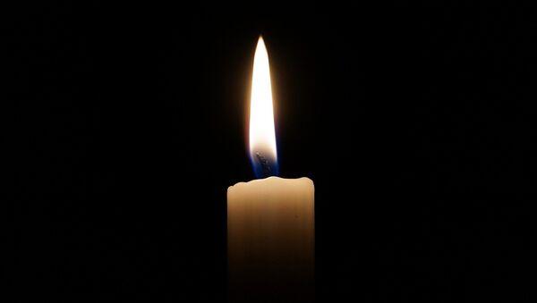 Una vela (imagen referencial) - Sputnik Mundo