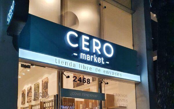 Cero Market, primer súper sin envases de Argentina - Sputnik Mundo