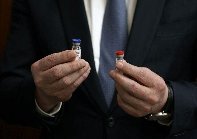 Sputnik, la vacuna rusa contra el coronavirus, primera en ser registrada en el mundo