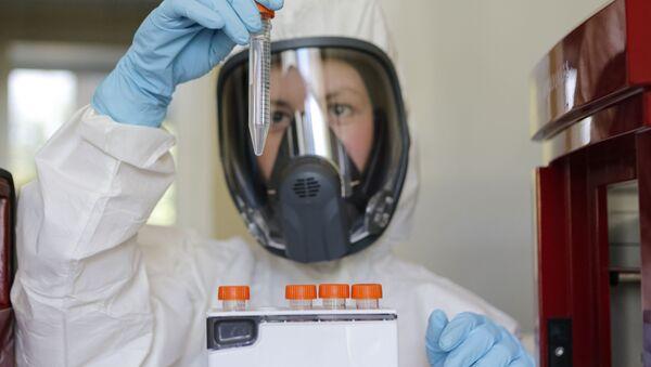 La producción de la vacuna Sputnik V - Sputnik Mundo